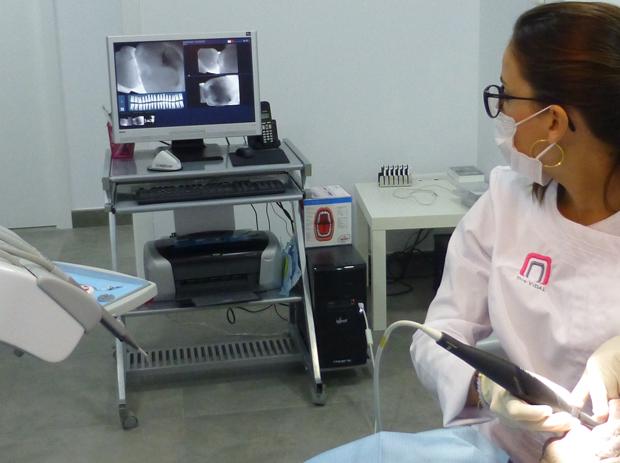 Diagnocam de kavo cl nica dental paula vidal - Clinica dental gandia ...